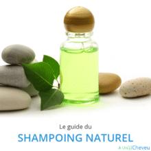 Shampoing naturel - A Un Cheveu