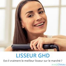 Lisseur ghd - A Un Cheveu