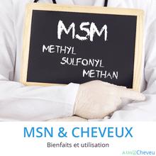 MSM (soufre organique) & Cheveux - A Un Cheveu