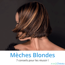 Mèches Blondes - A Un Cheveu
